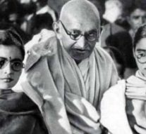 By saying 'Namaste Bapu', Godse had fired 3 bullets in Mahatma Gandhi's chest.