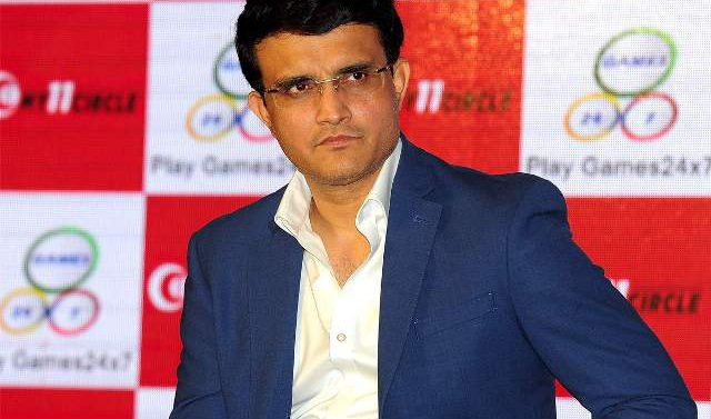 Ganguly, ready to play BCCI president's innings,