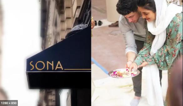 Priyanka Chopra Jonas opens Indian Restaurant 'Sona' in New York