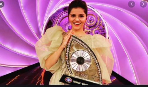Popular Television Actress Rubina Dilaik is Back