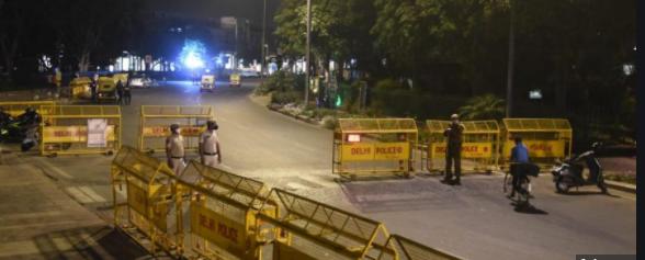Delhi Night Curfew E-Pass