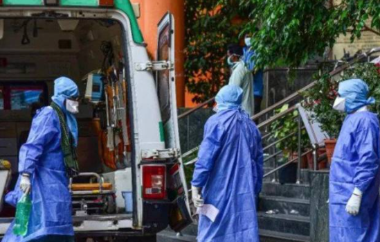 India Records Daily Rise of Over 3,00,000 Coronavirus Cases