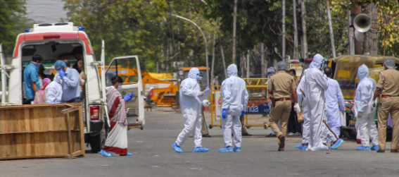 Lockdown in Tamil Nadu for 2 Weeks from Monday Amid Covid Crisis