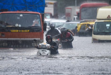 Red Alert Issued in Mumbai for Next 2 Days