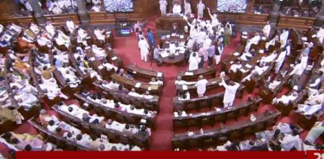 Parliament Monsoon Session 2021