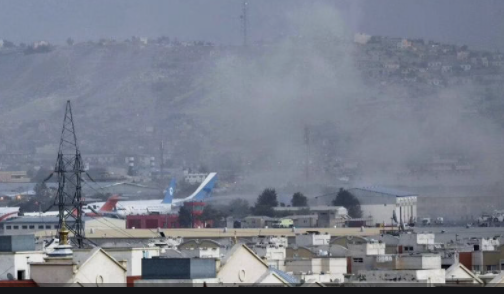 Kabul Airport Attack Kills 60 Afghans, 12 U.S. Troops