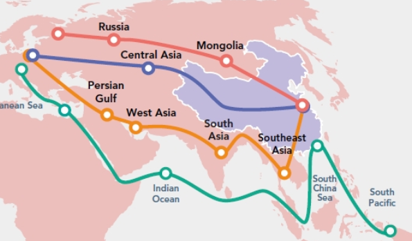 China Belt and Road Initiative and its Impact in Central Asia