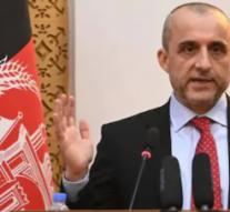 Afghan Ex-Vice President To UN On Taliban's Onslaught Into Panjshir