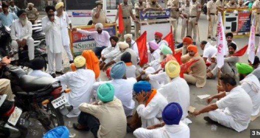 Haryana Govt Extends Suspension of Mobile Internet services in Karnal