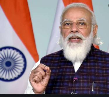 PM Modi Says US Visit Occasion