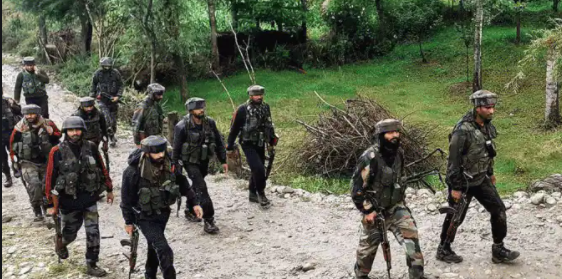One Pak Terrorist Killed, 1 Captured by Army During Infiltration Attempt in Uri