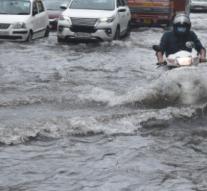 Delhi Airport Flooded After Heavy Rain