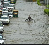 Heavy Rain Lashes Delhi-NCR