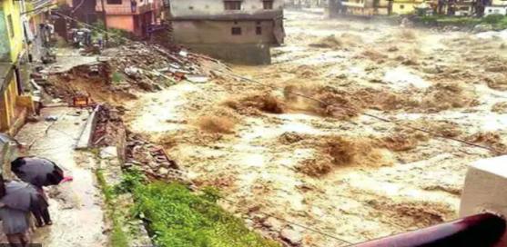 16 Dead As Rain Batters Uttarakhand